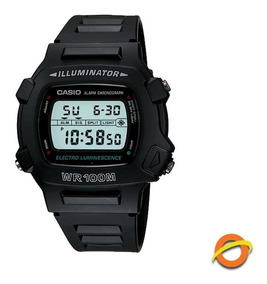 Reloj 100m W 740 Luz Alarma Digital 1v Sumergible Wr Casio VqLpUzGSM