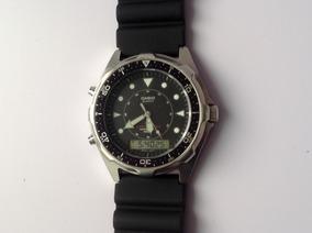 eed4afd98d65 Reloj Casio Diver Cuarzo. Cronómetro. Alarma ¡impecable!