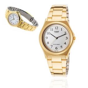 8b5e8d0c059b Reloj Casio Dorado - Relojes Casio Clásicos en Mercado Libre Chile