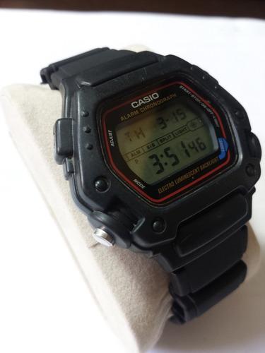 reloj casio dw 290 modulo 1189 usado original