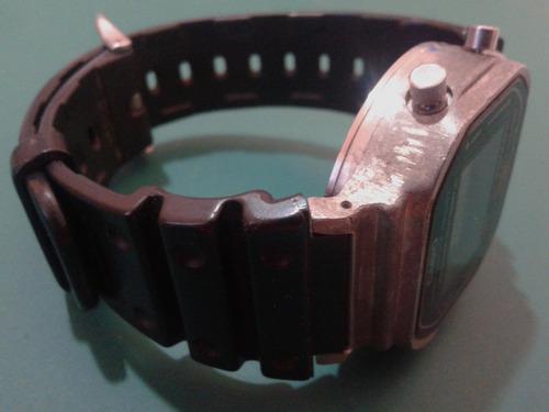 reloj casio dw-5600 keanu reeves speed año 1987 funcionando