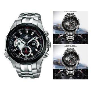 abbf07586abf Reloj Casio Edifice Chronograph Ef 535sp-1a -   6.333