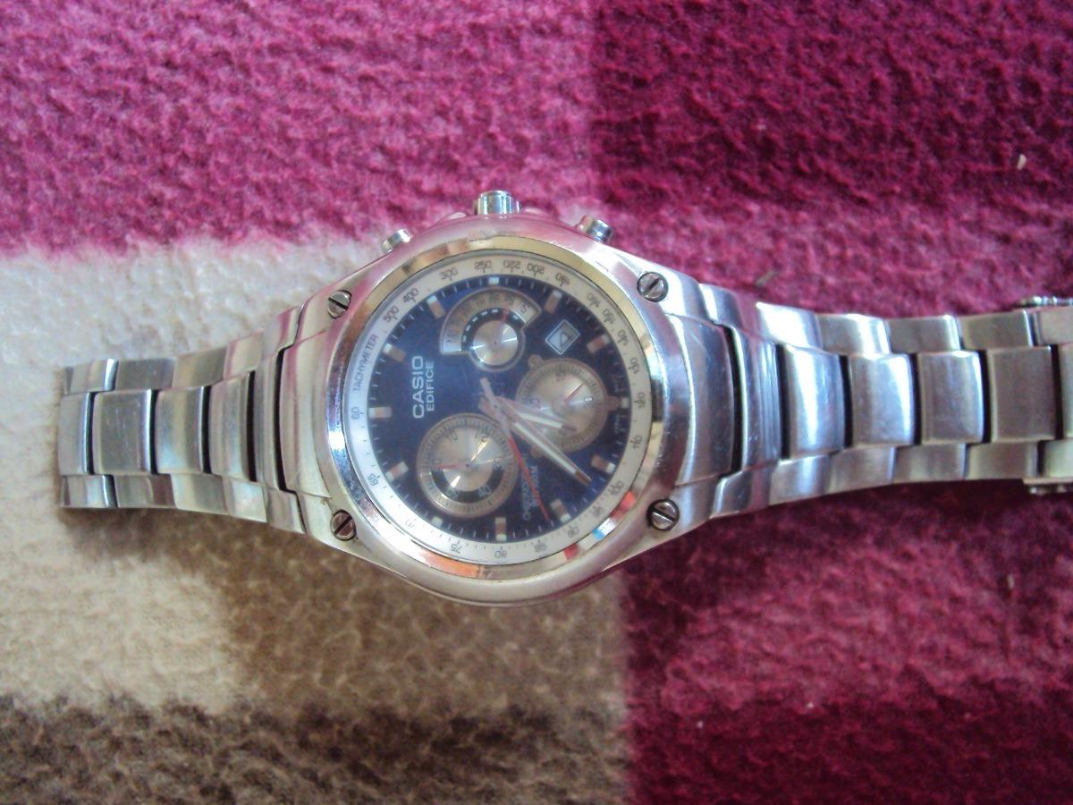 9415384d3179 reloj casio edifice chronograph wr 100m ef-507. Cargando zoom.