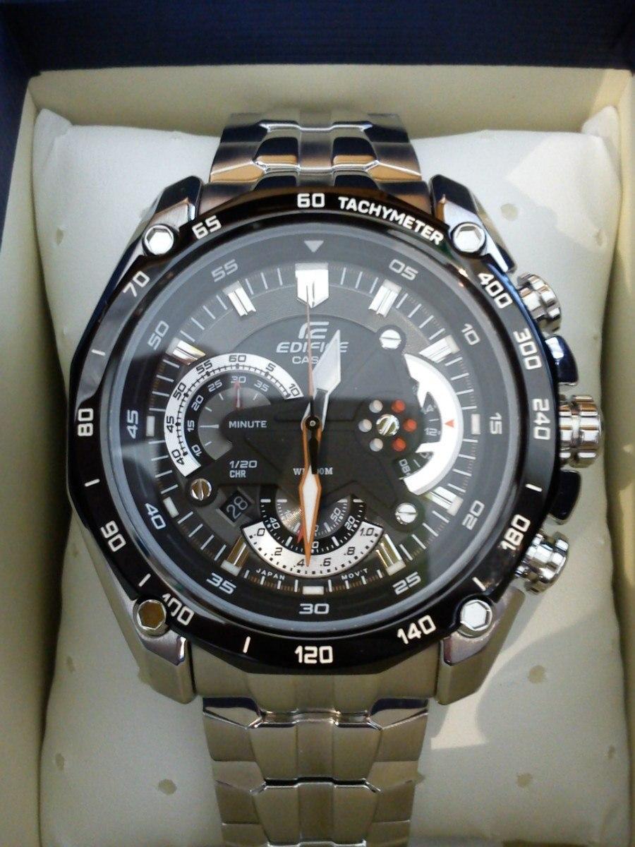 c537af08d210 reloj casio edifice cronógrafo ef-550d-1av - 100% original. Cargando zoom.