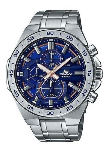 reloj casio edifice cronografo estandar efr-564d-2av
