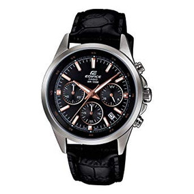 Manual Edifice Cronógrafo Reloj Casio Wr M 100 7bf6yYg