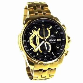 3d0e59eeae46 Reloj Casio Edifice Dorado Ef 558fg Relojes - Joyas y Relojes en Mercado  Libre Perú