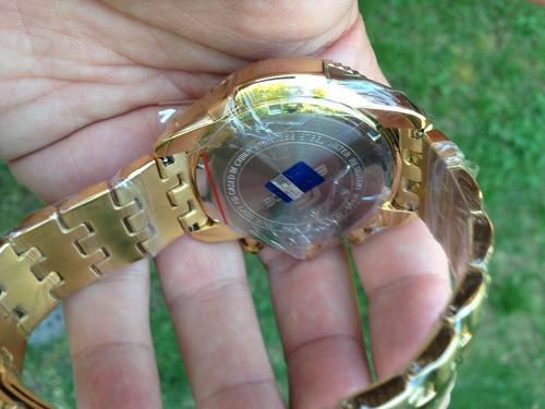 reloj casio edifice dorado entrega inmediata