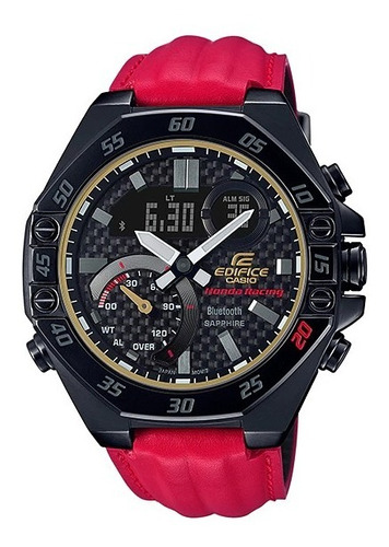 reloj casio edifice edicion especial ecb-10hr-1 bluetooth