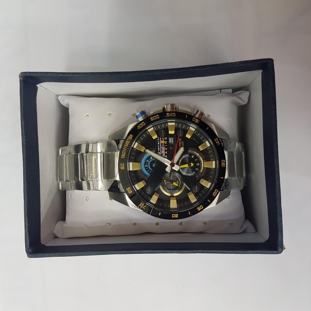 eba7e6183e73 Reloj Casio Edifice Edicion Especial Redbull Racing -   200.200 en ...