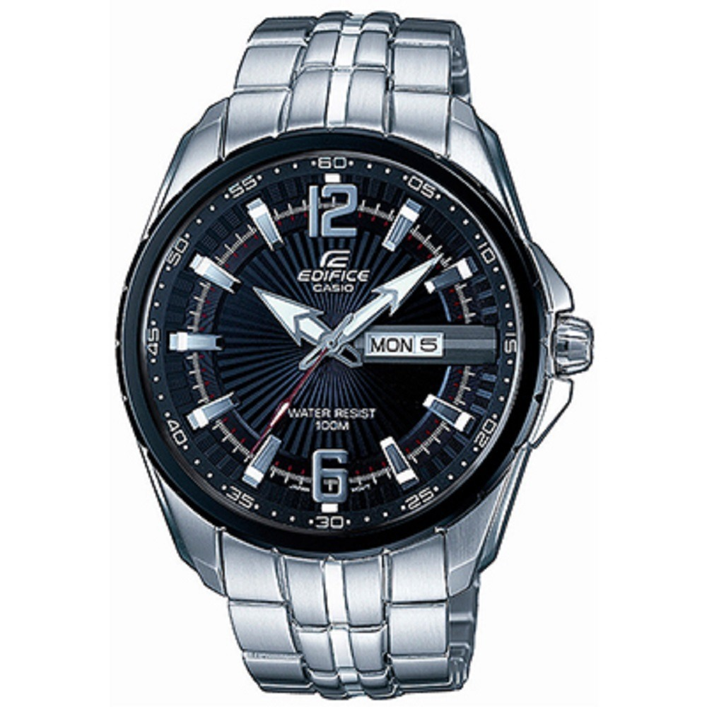 d06d8727eef8 Reloj Casio Edifice Ef-131d-7a Plateado Para Hombre -   269.900 en ...