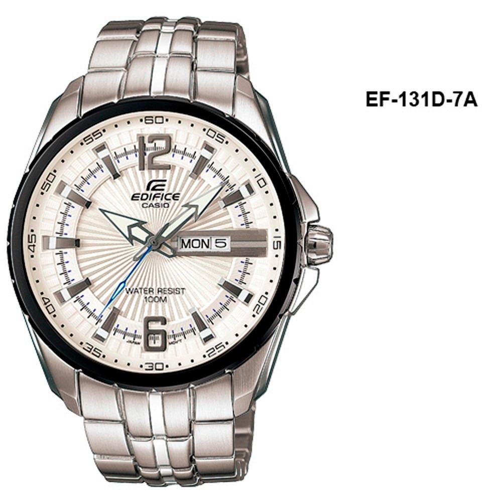 2d7b2deabf64 Reloj Casio Edifice Ef-131d-7av Para Hombre -   309.500 en Mercado Libre