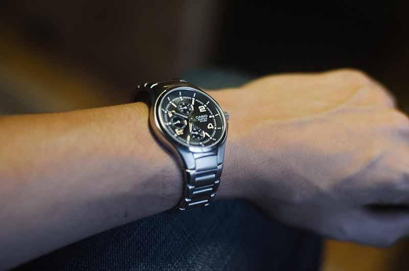 1avefNuevoEnvío Ef Edifice Gratis Reloj 316d Casio Kcl1TFJ