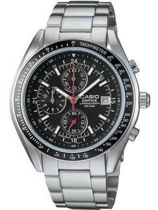 reloj casio edifice ef-503 cronografo,original,1año garantia