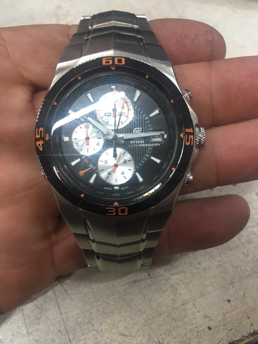 e10cce0c6305 reloj casio edifice ef-514 nuevo !!! oferta. Cargando zoom.