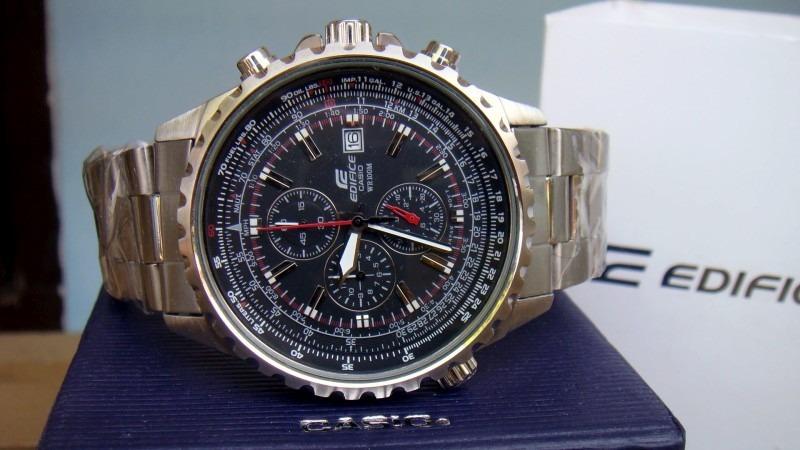 f283741d4362 reloj casio edifice ef-527d-1av nuevo sellado original 2018. Cargando zoom.