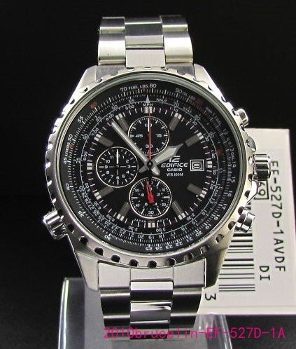 4fba6cb02a60 Reloj Casio Edifice Ef-527d-1av - Nuevo Sellado Original - S  329