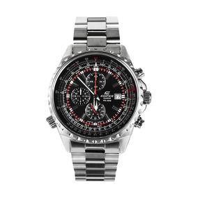Ef Para 527d Negro Plateado Hombre Reloj Casio 1av Y Edifice qzMLUpGSV