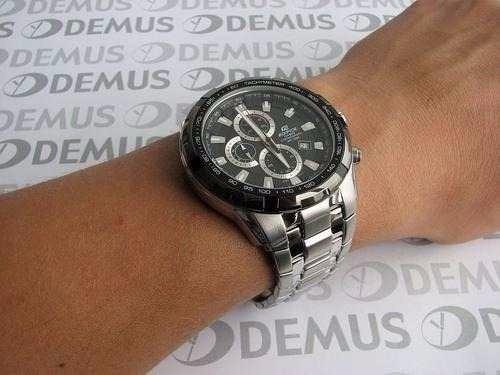 752fefe732ab Reloj Casio Edifice Ef-539d-1a Cronometro Vettel Red Bull -   3.999 ...
