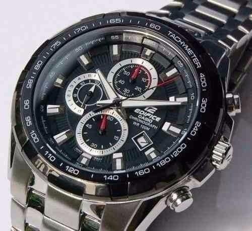 d331e6a0eee8 Reloj Casio Edifice Ef-539d-1a Cronometro Vettel Red Bull -   7.392 ...
