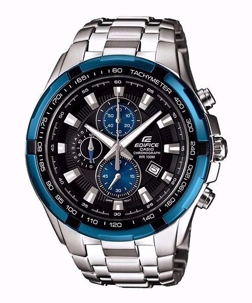 f351329da51c Reloj Casio Edifice Ef-539d-1a2 Cronometro Vettel Red Bull -   3.999 ...