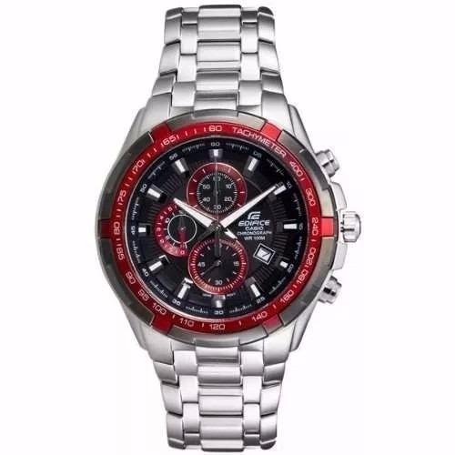 3b9e95473c70 Reloj Casio Edifice Ef-539d-1a4 Cronometro Vettel Red Bull -   3.699 ...