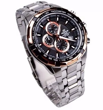 bb160046e5d3 Reloj Casio Edifice Ef-539d-1a5 Cronometro Vettel Red Bull -   5.360 ...