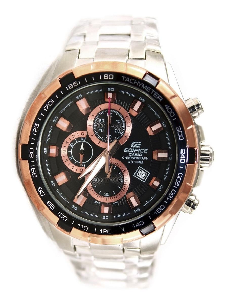 Reloj Casio Edifice Ef 539d 1a5v 100% Nuevo
