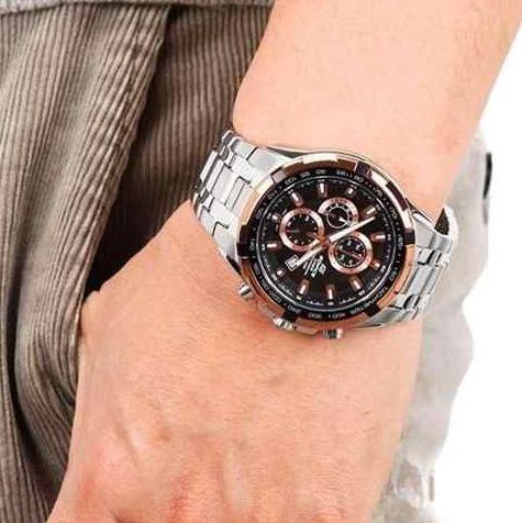 ba16ae5136e3 Reloj Casio Edifice Ef-539d-1a5v Analógico Hombre - S  421