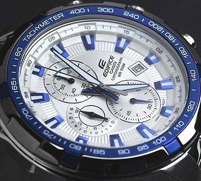 64994b5b0990 Reloj Casio Edifice Ef-539d-7a2 Cronometro Vettel Red Bull -   4.499 ...