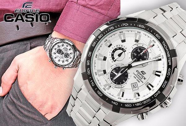 ec0fe7fc79fd Reloj Casio Edifice Ef-539d-7av - 100% Nuevo Y Original - S  349
