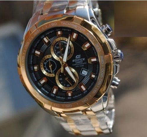 ea194523d8b2 Reloj Casio Edifice Ef-539sg-1av - 100% Nuevo Y Original - S  299