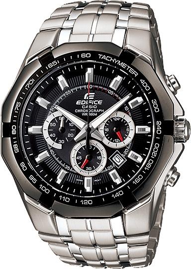 c9b01f0c4cc1 Reloj Casio Edifice Ef-540d-1a Crono Ver Funcionamiento -   363.900 ...