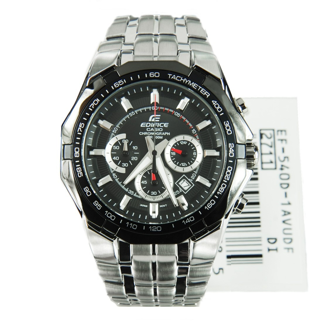 3c2e1b1a07aa Reloj Casio Edifice Ef 540d 1a Cronógrafo Acero Original -   319.900 ...