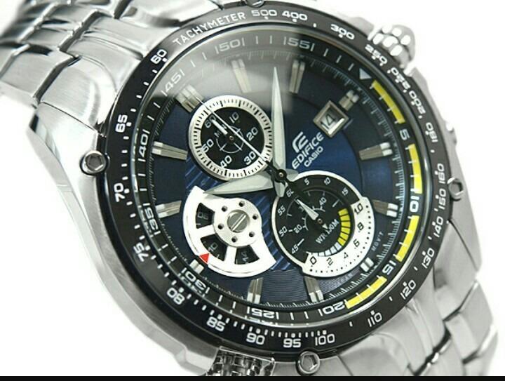 9ac9d05c5e10 Reloj Casio Edifice Ef 543 D