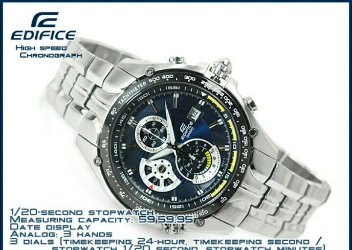 8ce8a6a7c34 Casio Edifice Ef 543 - Daftar Harga Terkini dan Terlengkap Pasar ...