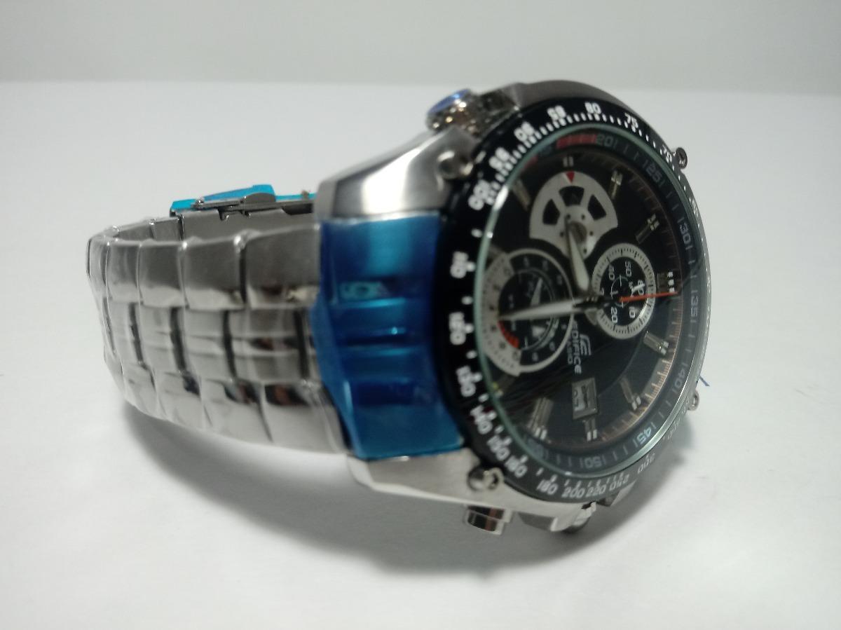 4bf00e4cdbf5 reloj casio edifice ef-543d-1av. red bull. crono. nuevo. Cargando zoom.
