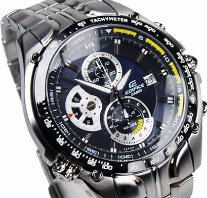 5f65d8678e00 Reloj Casio Edifice Ef-543d Vettel Red Bull Crono ( 543 D ...