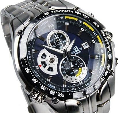 a2e03ef4ab2d Reloj Casio Edifice Ef-543d Vettel Red Bull Crono 543 D