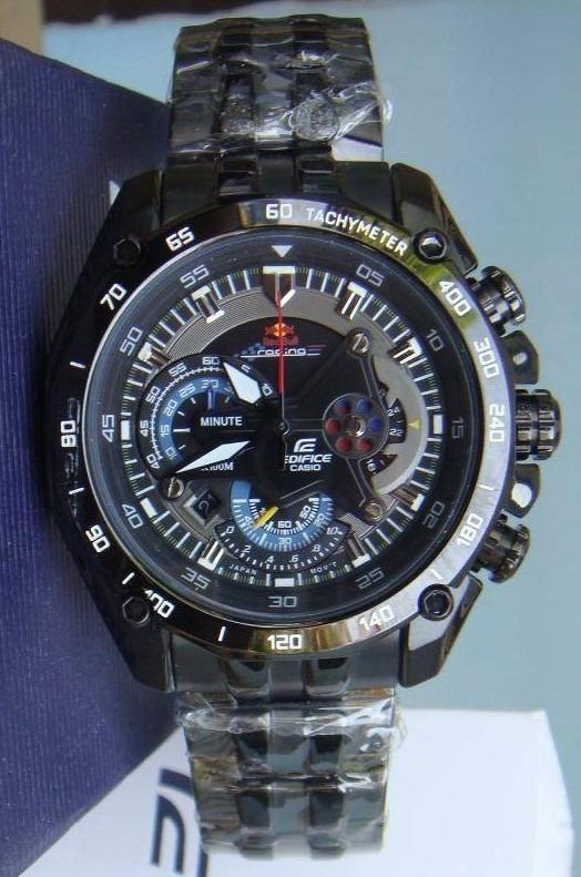 5e85f0b7761f Reloj Casio Edifice Ef-550 - 100% Nuevo Y Original Red Bull - S  279 ...