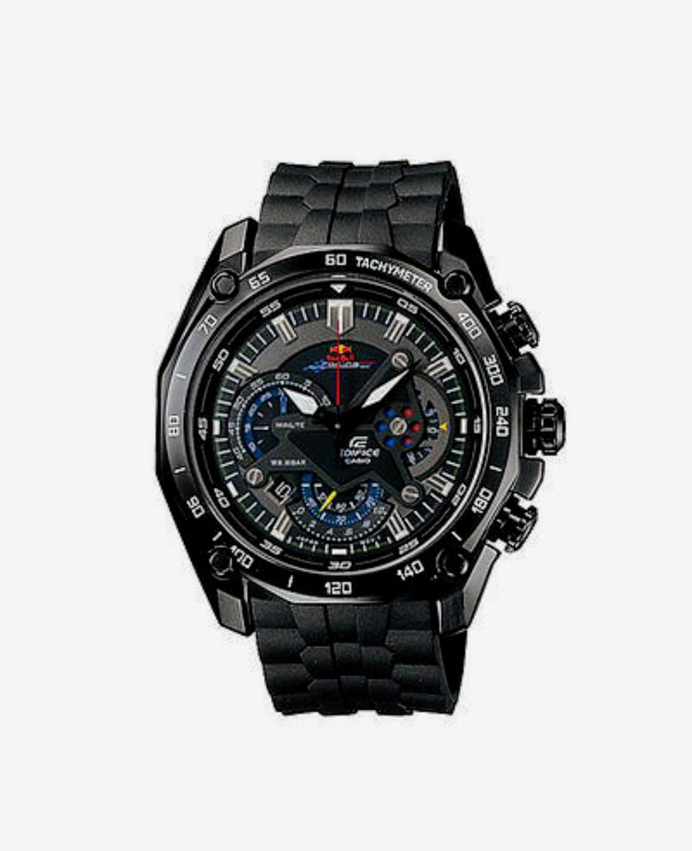 Edifice Reloj Bulls Ef 550 Racing Red Casio Rj5qL34A