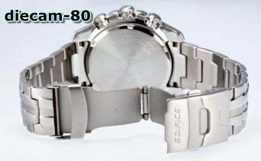 4e151a80bb52 Reloj Casio Edifice Ef-550d 1 20 Red Bull Cronometro Cuotas ...