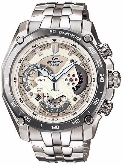 4f54522f61cd Reloj Casio Edifice Ef-550d-7a Cronografo Ver Funcionamiento ...