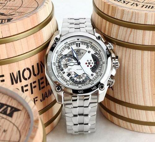 reloj casio edifice ef-550d-7av - 100% nuevo y original