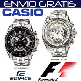 Años Reloj 550d Gtia 3 Casio® Formula1 Taquimetro Edifice Ef EIDHWY29