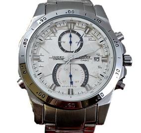 9a30072c60fd Reloj Casio Edifice Ef 550d Deportivos - Relojes para Hombre en Mercado  Libre Colombia