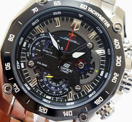 448221592ef9 Reloj Casio Edifice Ef-550rbsp-1av Red Bull - 100% Nuevo - S  319