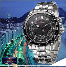 7f6853c8864f Correa Reloj Casio Ef 550 Relojes - Joyas y Relojes en Mercado Libre Perú
