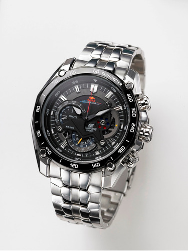 reloj casio edifice ef 550rbsp original sellado