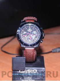 c708e4091419 Reloj Casio Correa De Cuero Relojes Masculinos - Joyas y Relojes en Mercado  Libre Perú